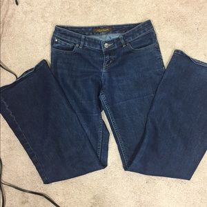 The limited women's jeans boot cut size 4